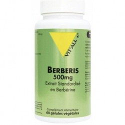 BERBERIS 500 mg EQUILIBRE...