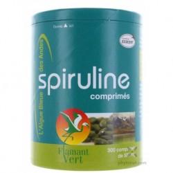 Flamand Vert - Spiruline en...