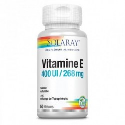 Solaray Kal -Vitamine E -...