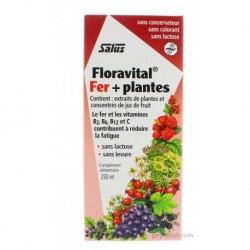 Floravital - Salus - apport...