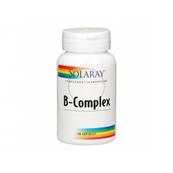 B - Complex - Solaray Kal :...