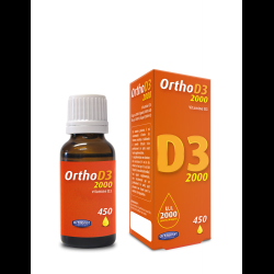 Vitamine  D3 2000ui Orthonat