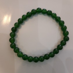 BRACELET JADE TAPEI 6 MM