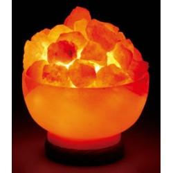 Lampe en Cristal de Sel de...