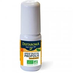 Spray buccal à la propolis...