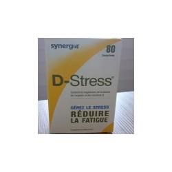 Gére le stress, réduit la...